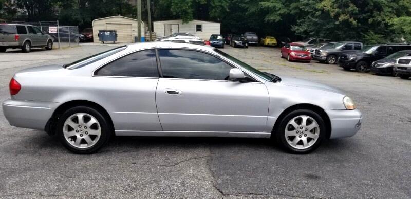 2001 Acura CL 3.2CL