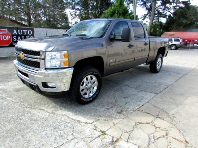 2013 Chevrolet Silverado 2500HD LT Crew Cab Short Bed 4WD