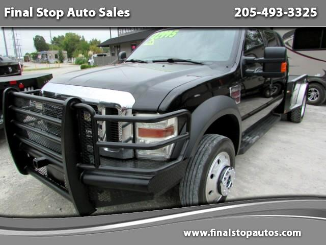 2009 Ford F-450 SD Crew Cab 4WD DRW