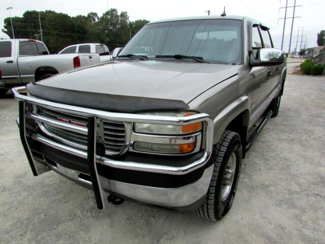 2002 GMC Sierra 2500HD SLT Crew Cab Std. Box 4WD