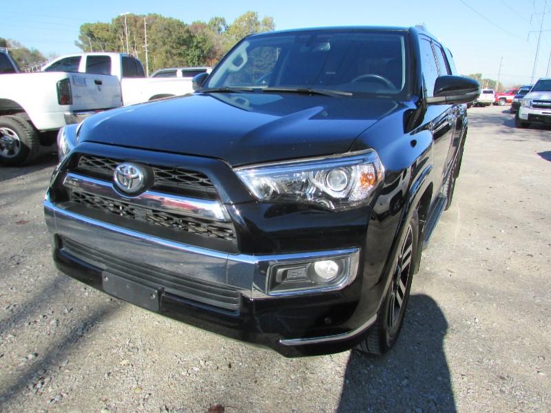 2015 Toyota 4Runner Limited 2WD V6