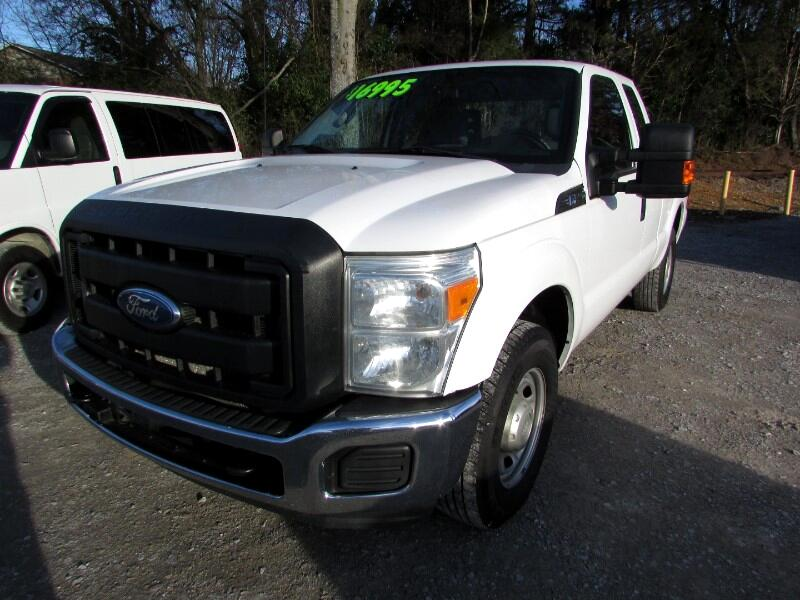 2016 Ford F-250 SD XL SuperCab 2WD