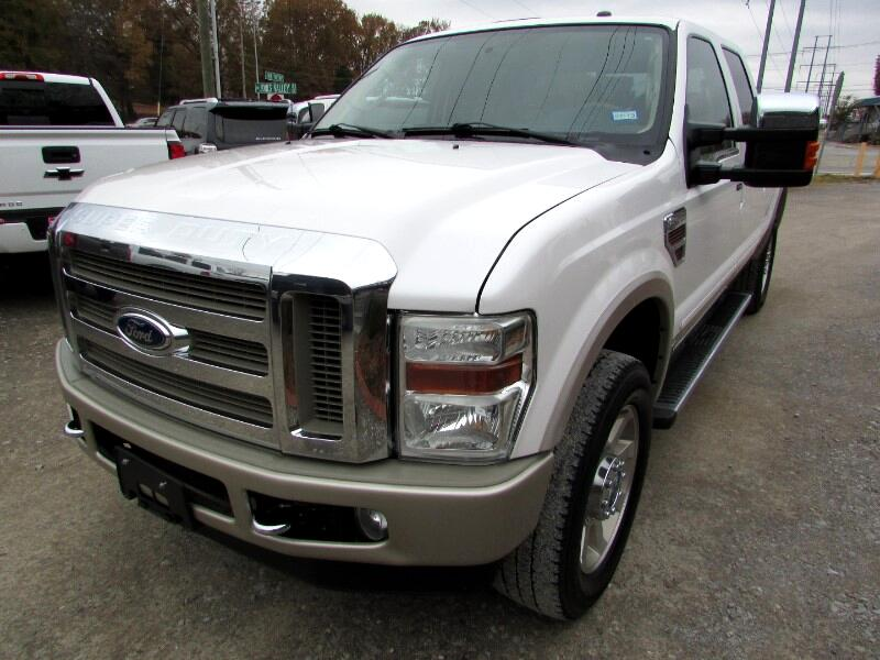 2010 Ford F-250 SD King Ranch Crew Cab 4WD