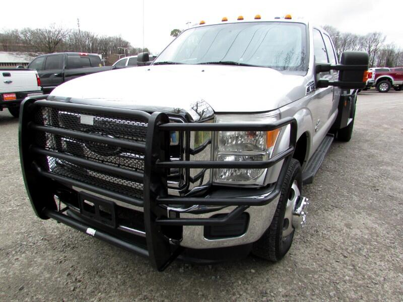 2012 Ford F-350 SD XLT Crew Cab Long Bed 4WD DRW