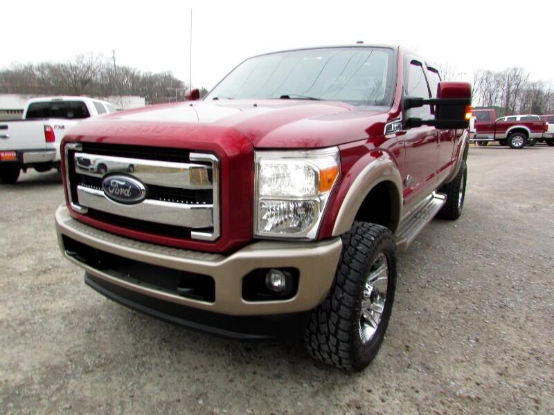 2013 Ford F250 King Ranch