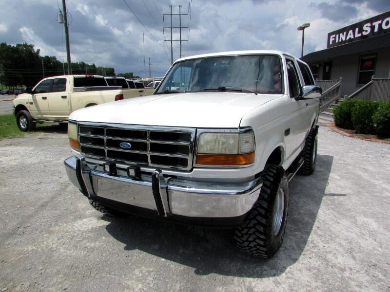 1994 Ford Bronco 4WD
