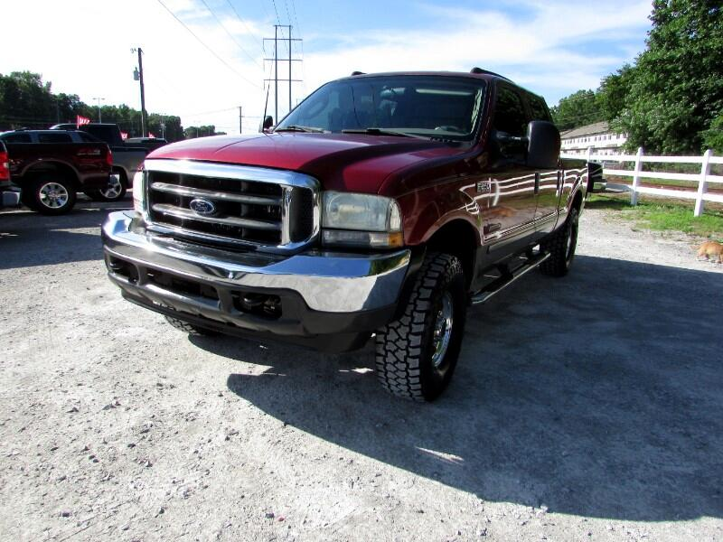 """2003 Ford F-250 Crew Cab 4dr 152.2"""" WB 4WD"""