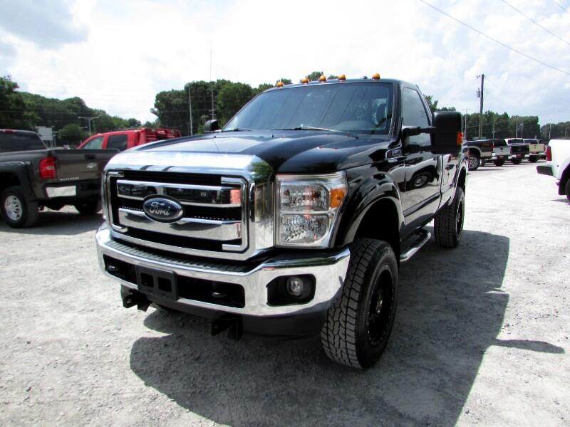 2016 Ford F-350 SD XLT 4WD