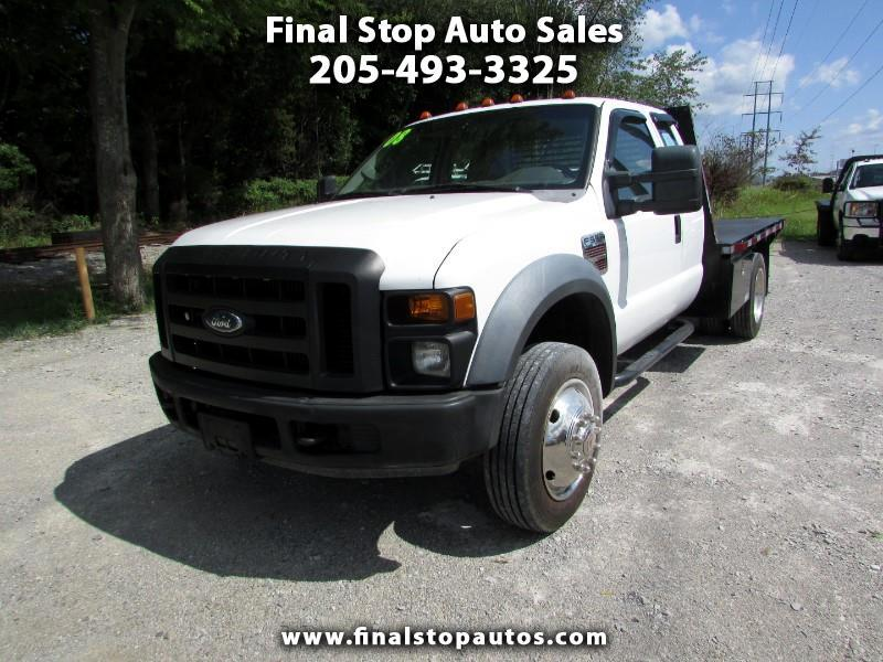 Ford F-550 SuperCab 2WD DRW 2008