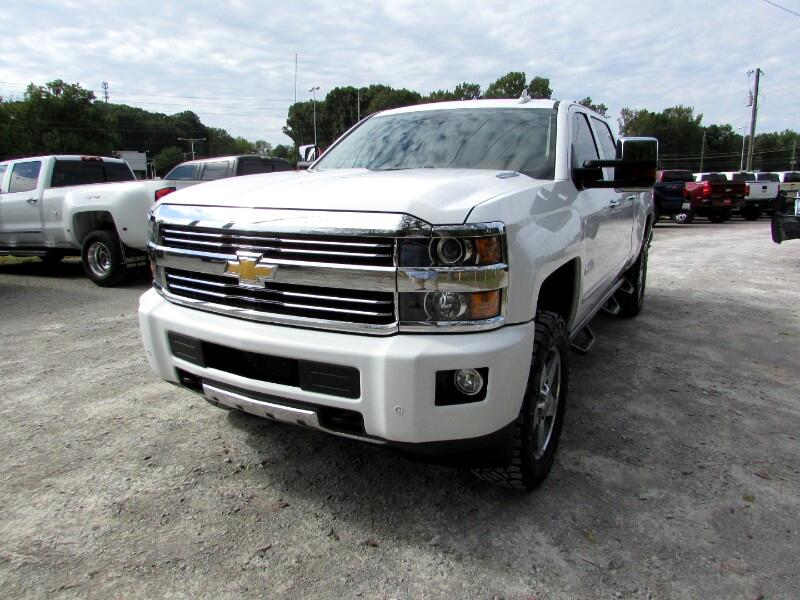 "2016 Chevrolet Silverado 2500HD Built After Aug 14 4WD Crew Cab 153.7"" High Country"