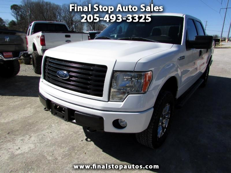 Ford F-150 SuperCrew 4WD 2014