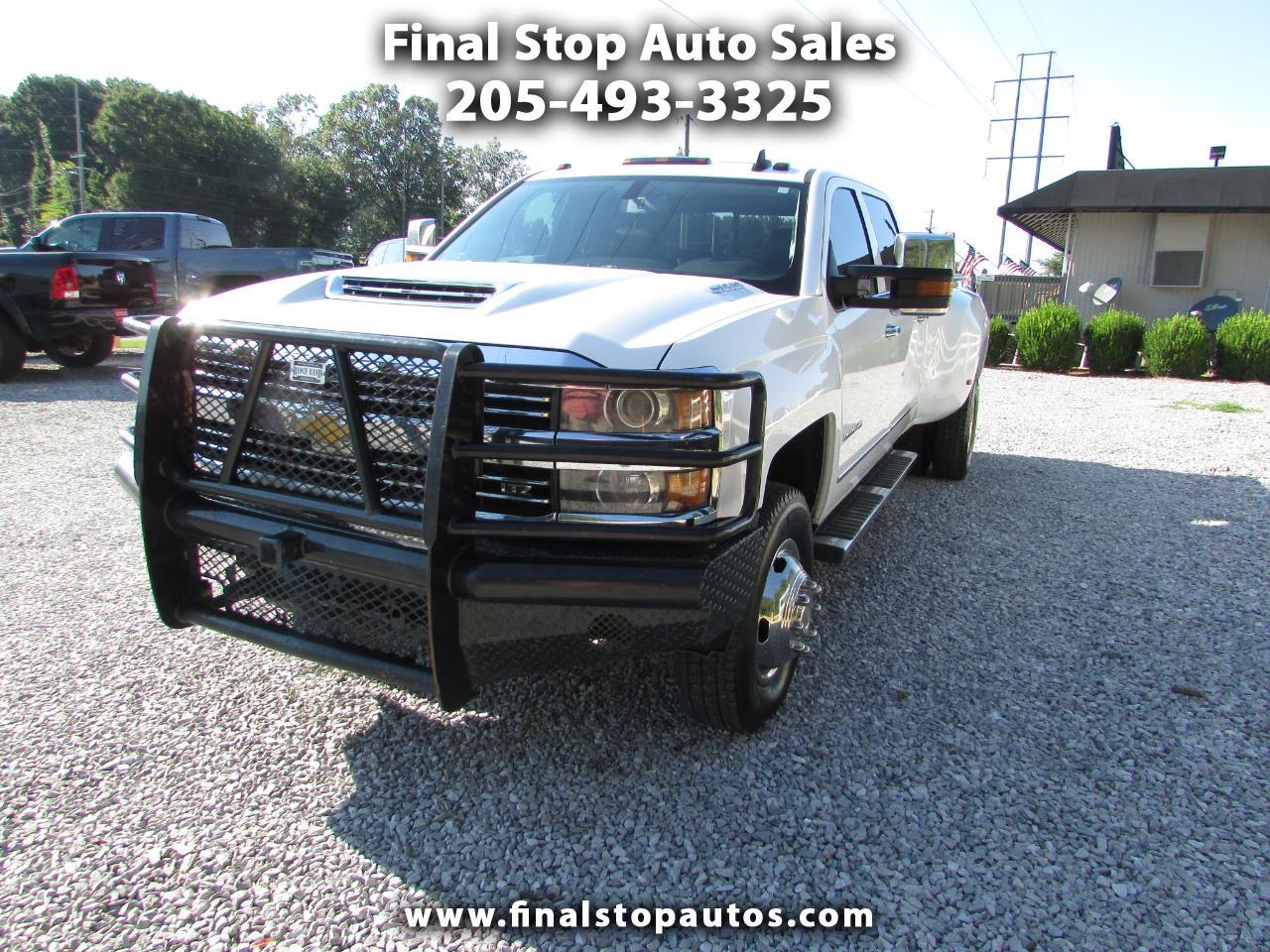 "Chevrolet Silverado 3500HD Built After Aug 14 4WD Crew Cab 167.7"" LTZ 2015"