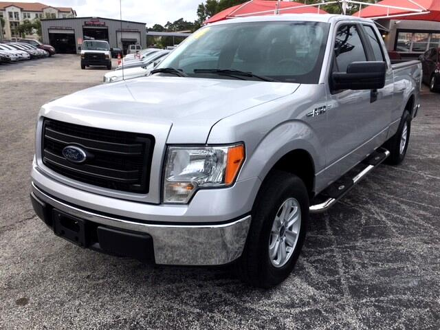 2014 Ford F-150 FX4 SuperCab 6.5-ft. Bed 4WD