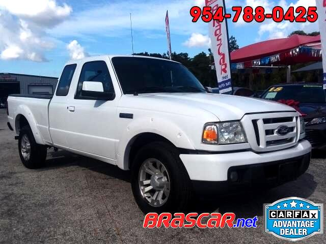 "2007 Ford Ranger 2WD 2dr SuperCab 126"" XL"