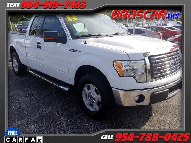 "2011 Ford F-150 2WD SuperCab 145"" XL"