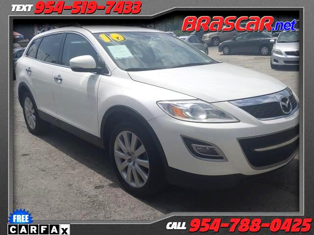 2010 Mazda CX-9 FWD 4dr Grand Touring