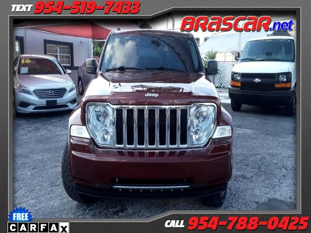 2009 Jeep Liberty RWD 4dr Limited