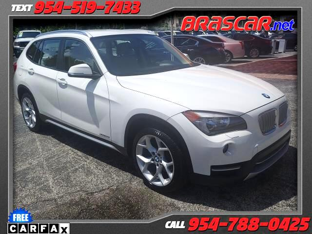 2014 BMW X1 AWD 4dr xDrive28i