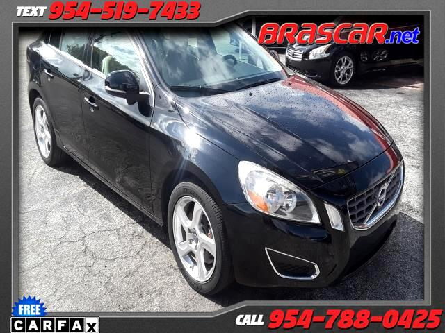 Volvo S60 4dr Sdn T5 AWD 2013