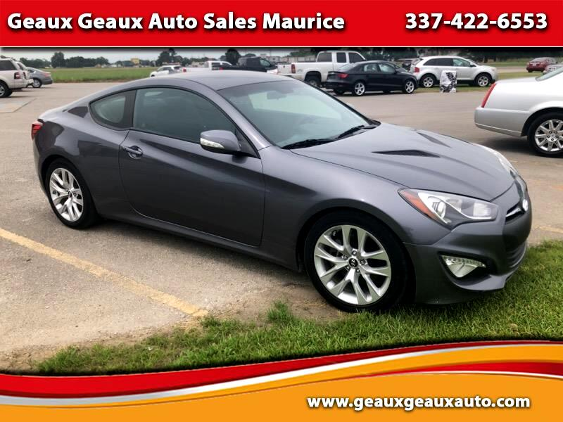 Hyundai Genesis Coupe 3.8 8AT 2016