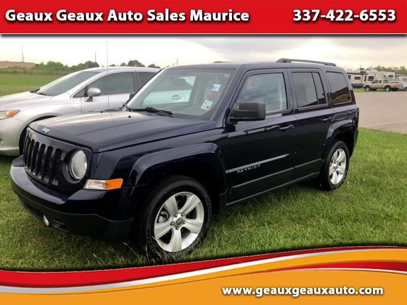 Jeep Patriot Latitude 2WD 2013