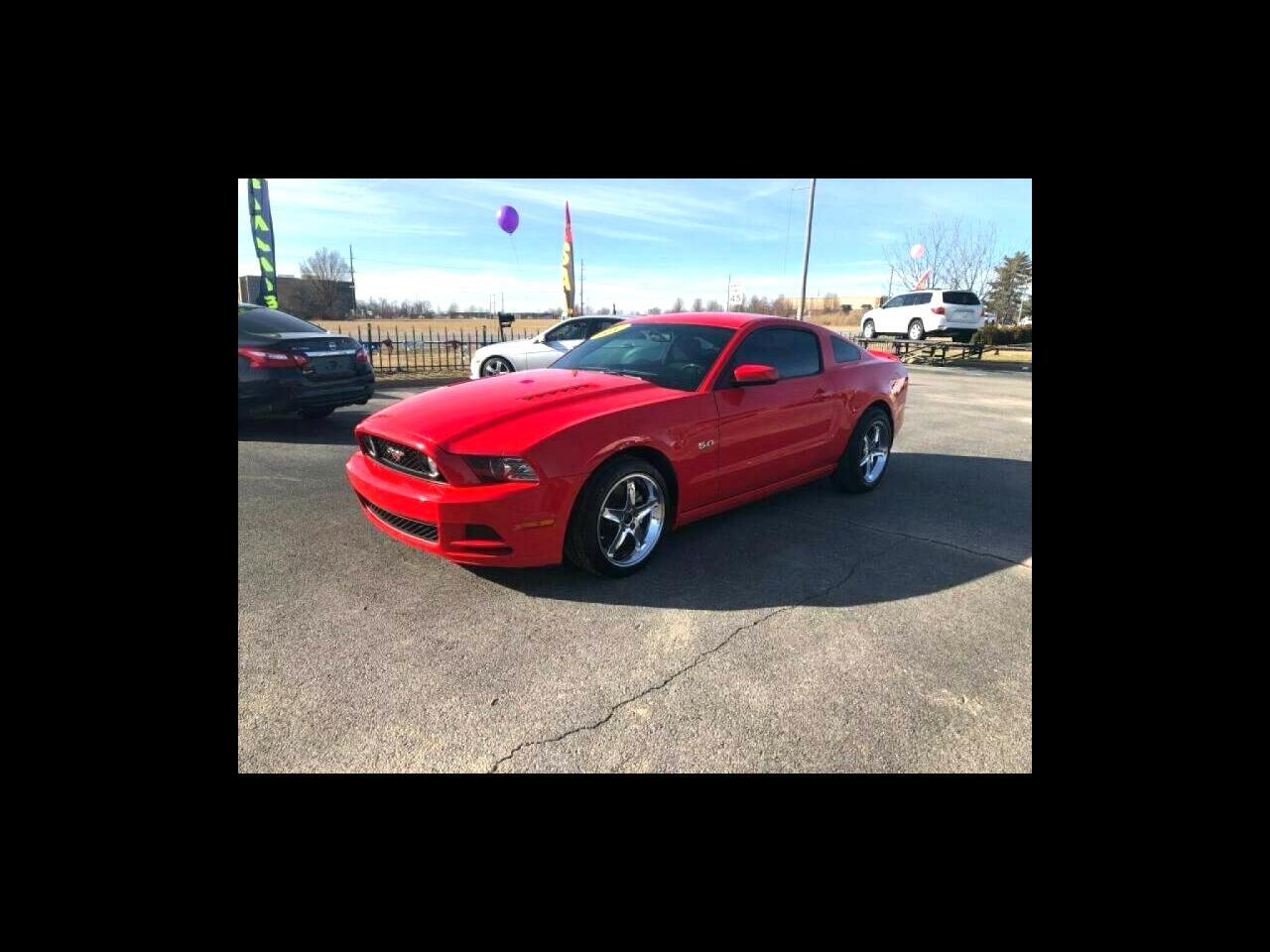 2014 Ford Mustang 2dr Cpe GT