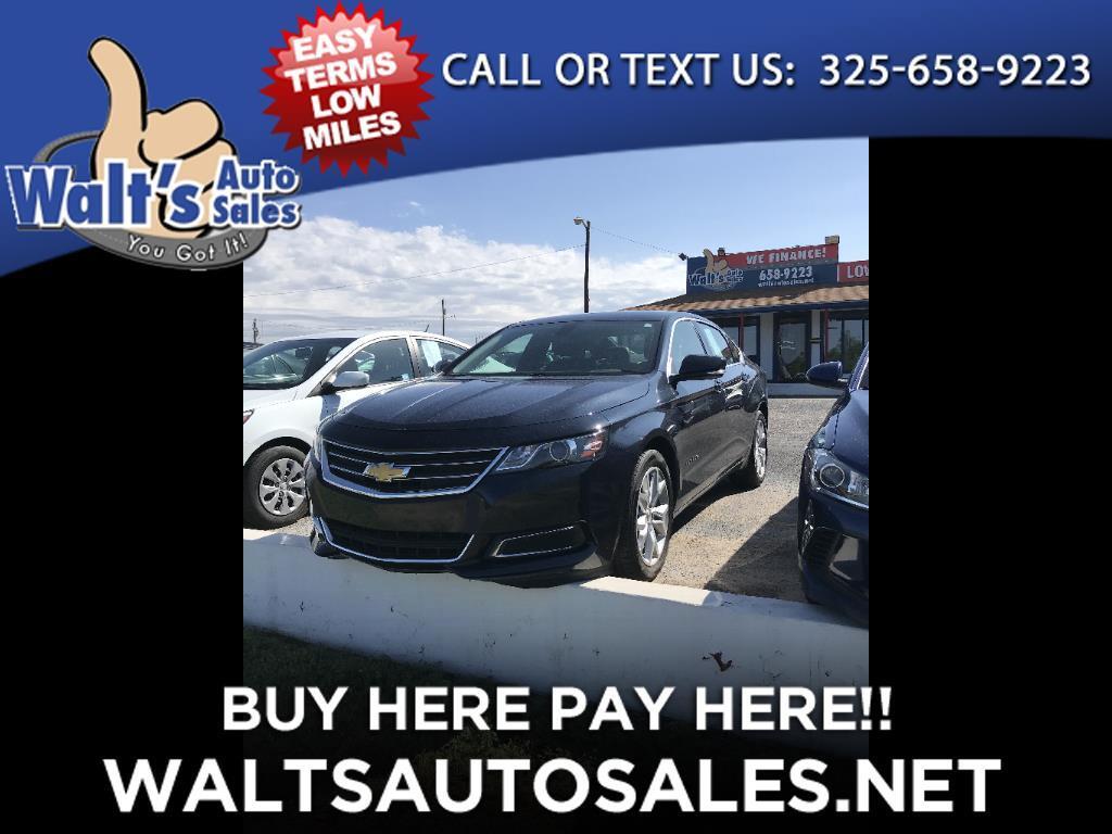2017 Chevrolet Impala 4dr Sdn