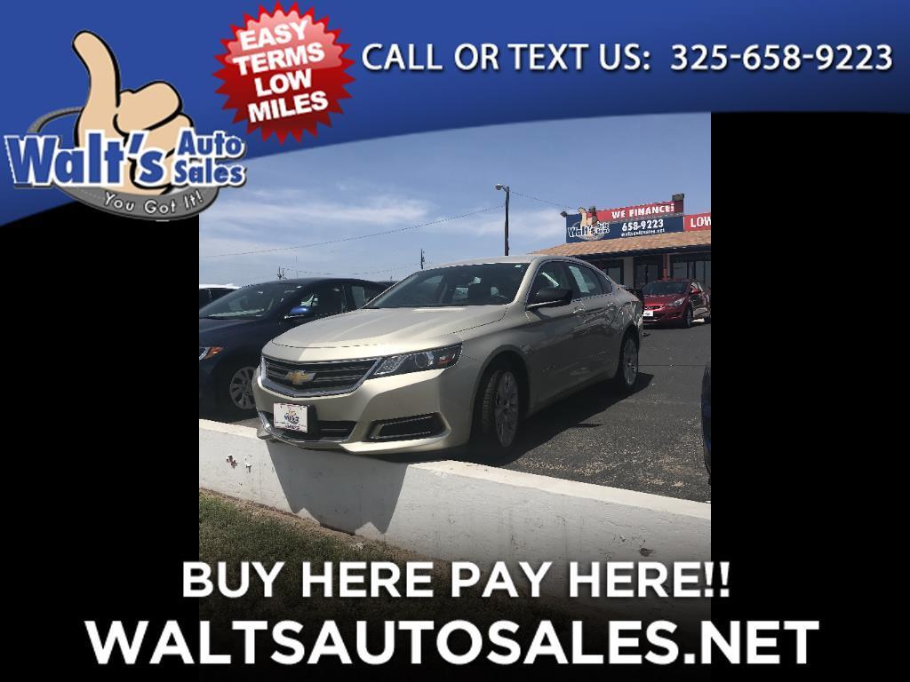 2014 Chevrolet Impala 4dr Sdn LS w/1LS