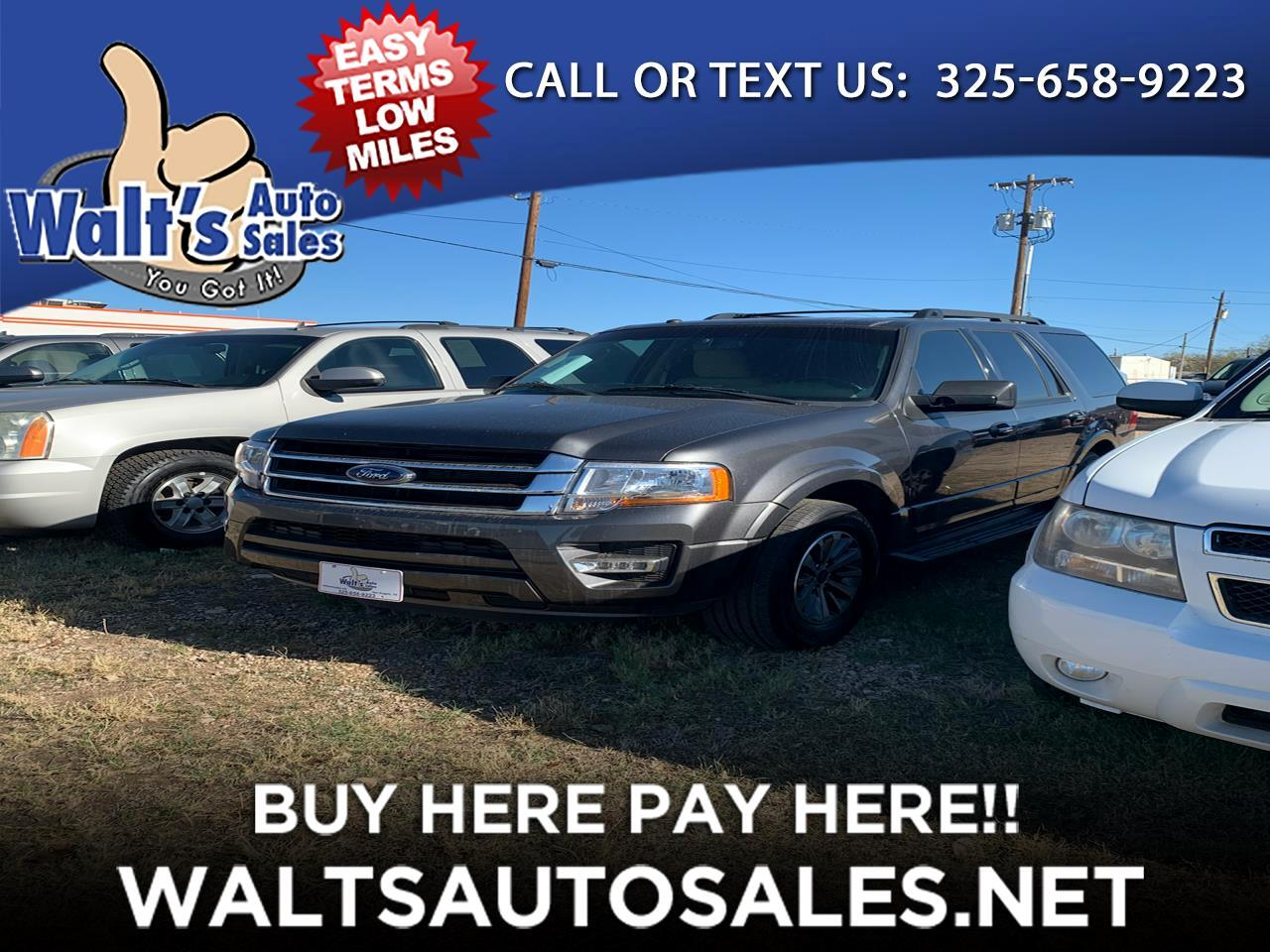 Ford Expedition King Ranch 4x2 2017