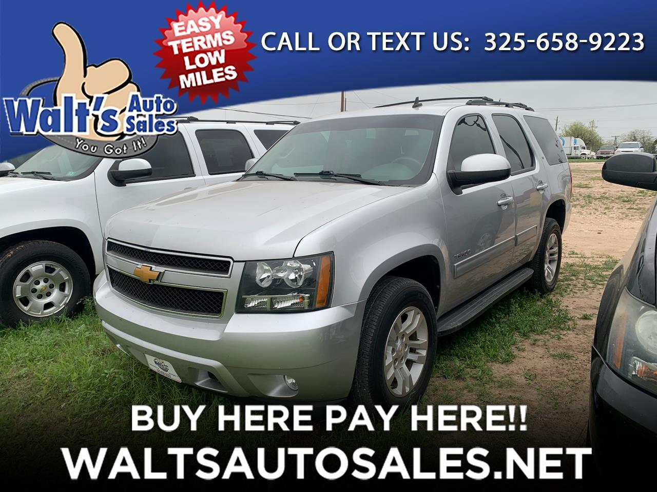 Chevrolet Tahoe 2WD 4dr LT 2014