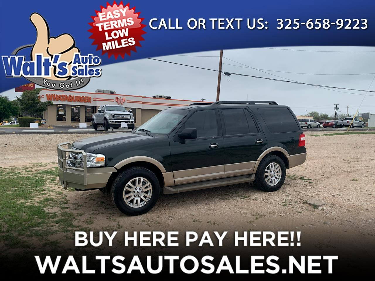 Ford Expedition 2WD 4dr King Ranch 2014