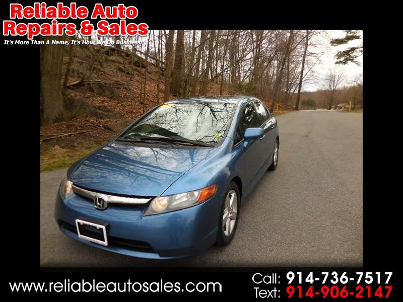 2008 Honda Civic EX-L Sedan AT