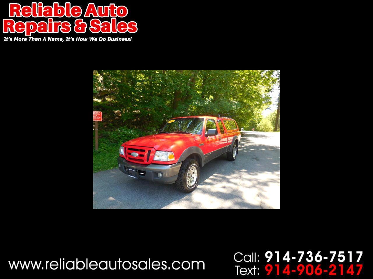2006 Ford Ranger FX4 Off-Road SuperCab 4-Door 4WD