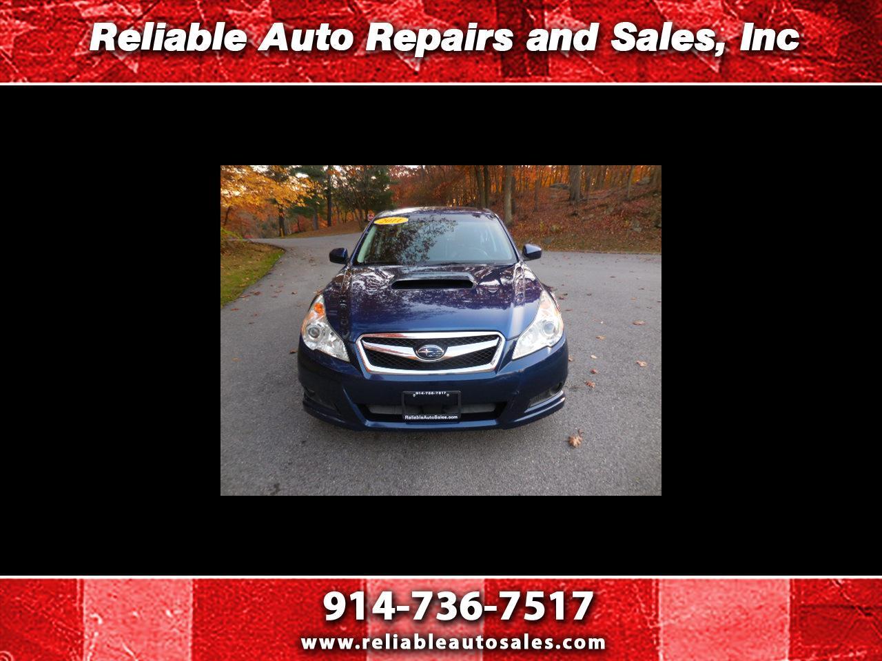 Subaru Legacy 2.5GT Limited 2011