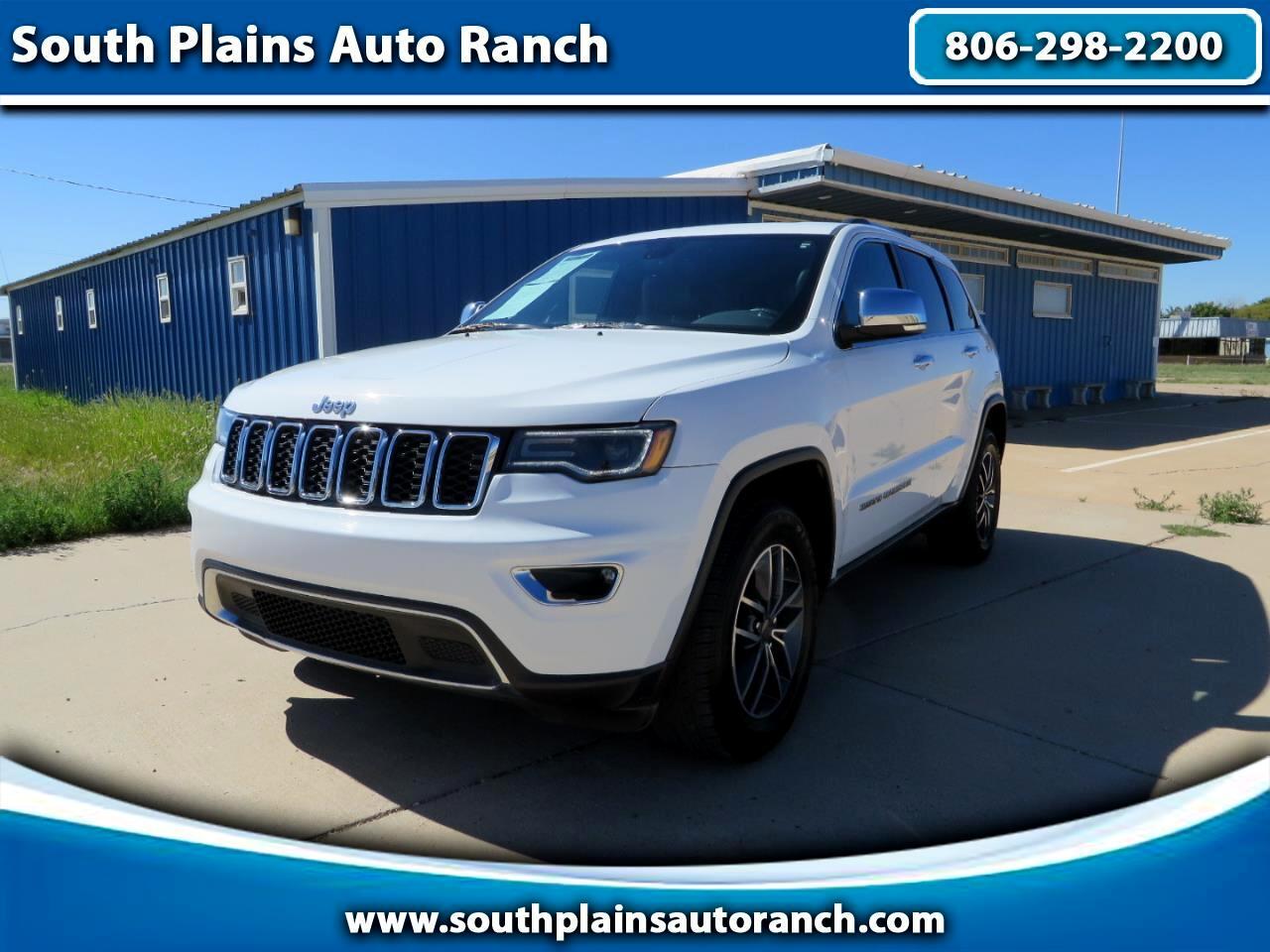 Jeep Grand Cherokee Limited 4x2 2019