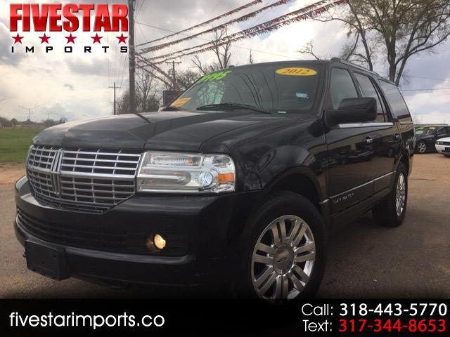 2012 Lincoln Navigator 2WD Ultimate