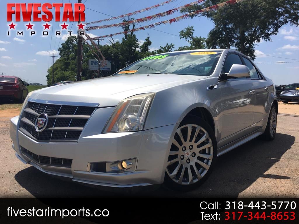 2011 Cadillac CTS Sedan 4dr Sdn 3.0L Performance RWD