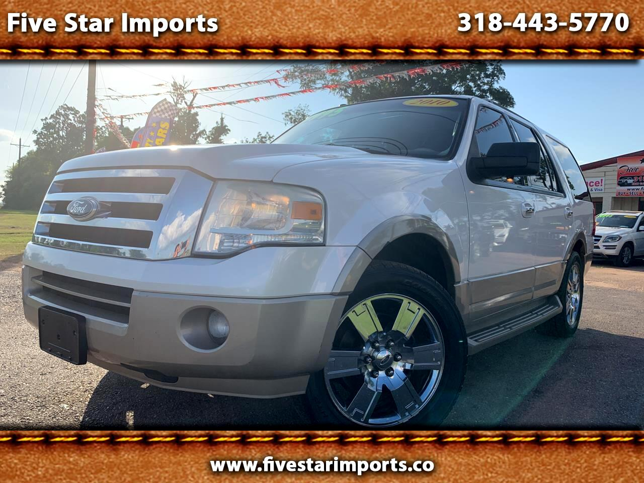 2010 Ford Expedition 2WD 4dr Eddie Bauer