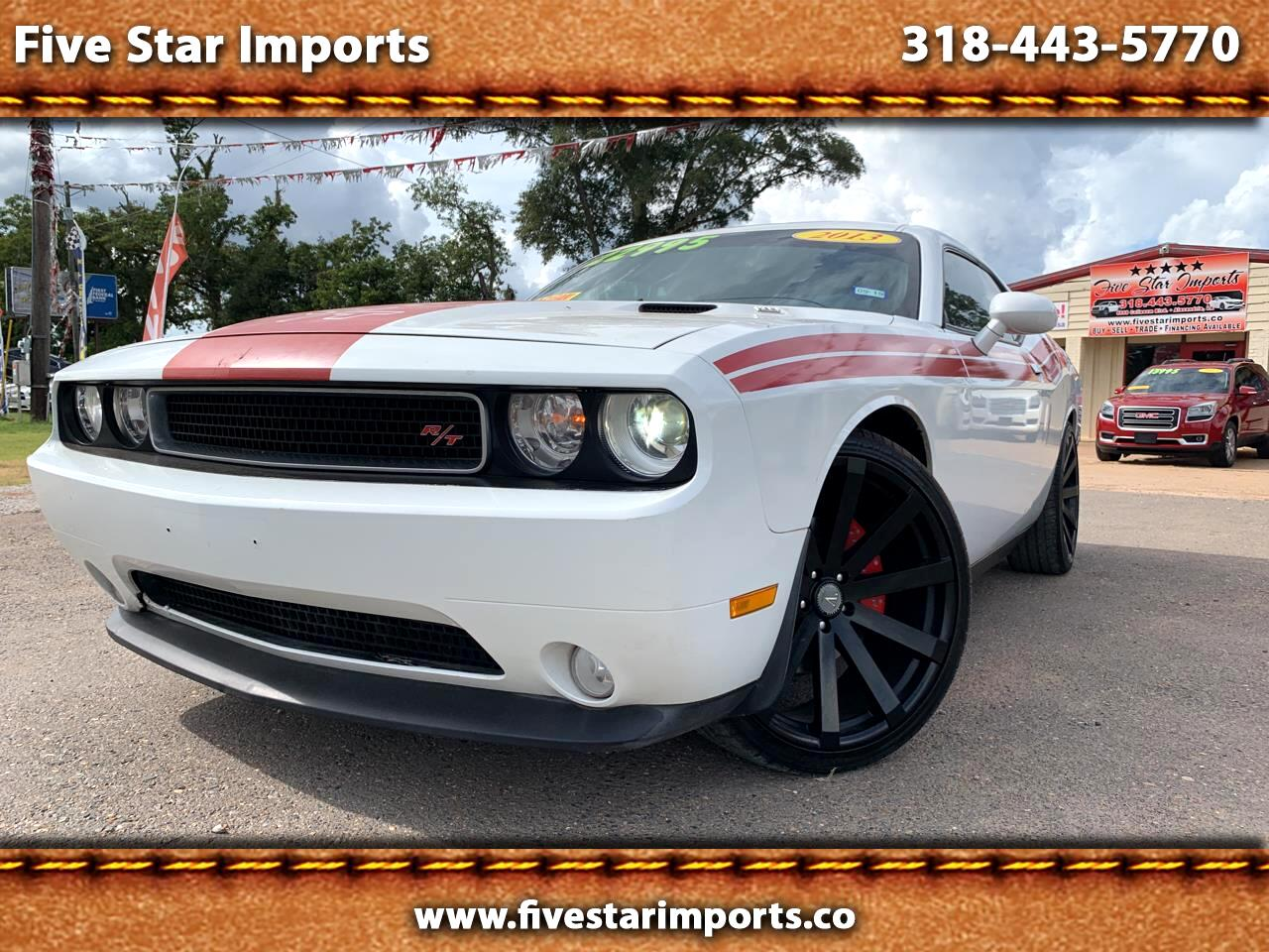 Dodge Challenger 2dr Cpe R/T Classic 2013