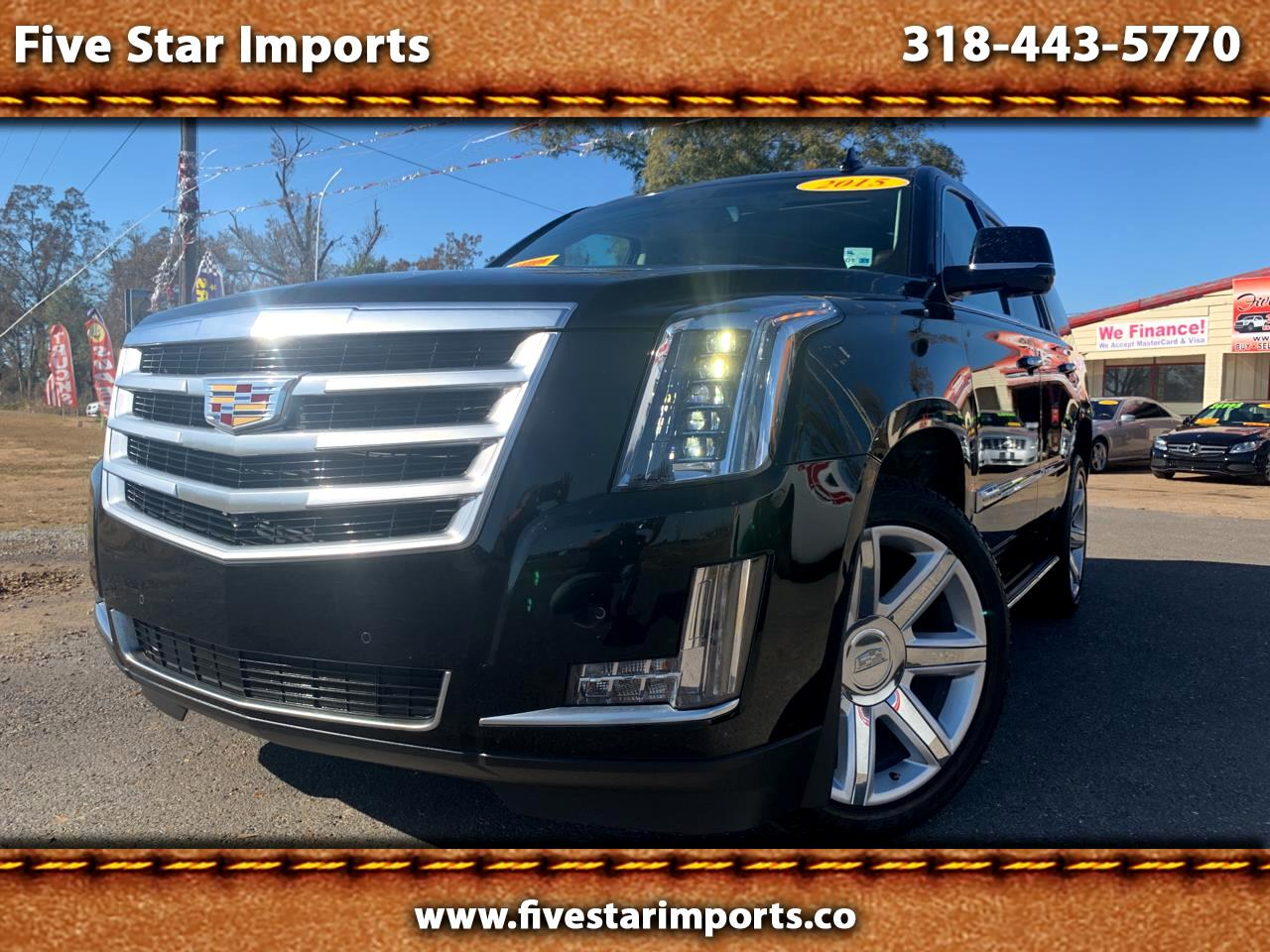 Cadillac Escalade 2WD 4dr Luxury Collection 2015