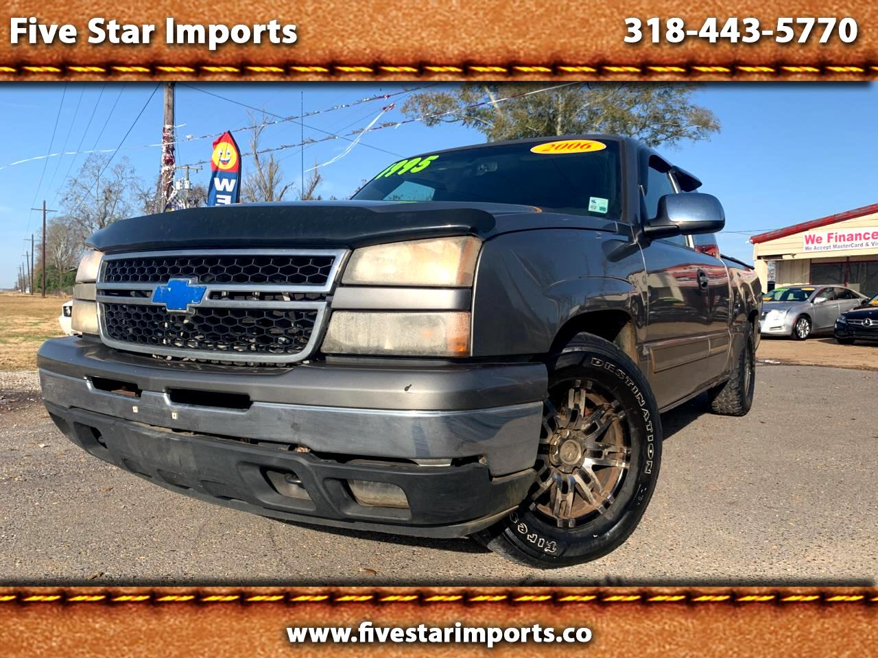 Chevrolet C/K 1500 Ext. Cab 6.5-ft. Bed 2WD 2006