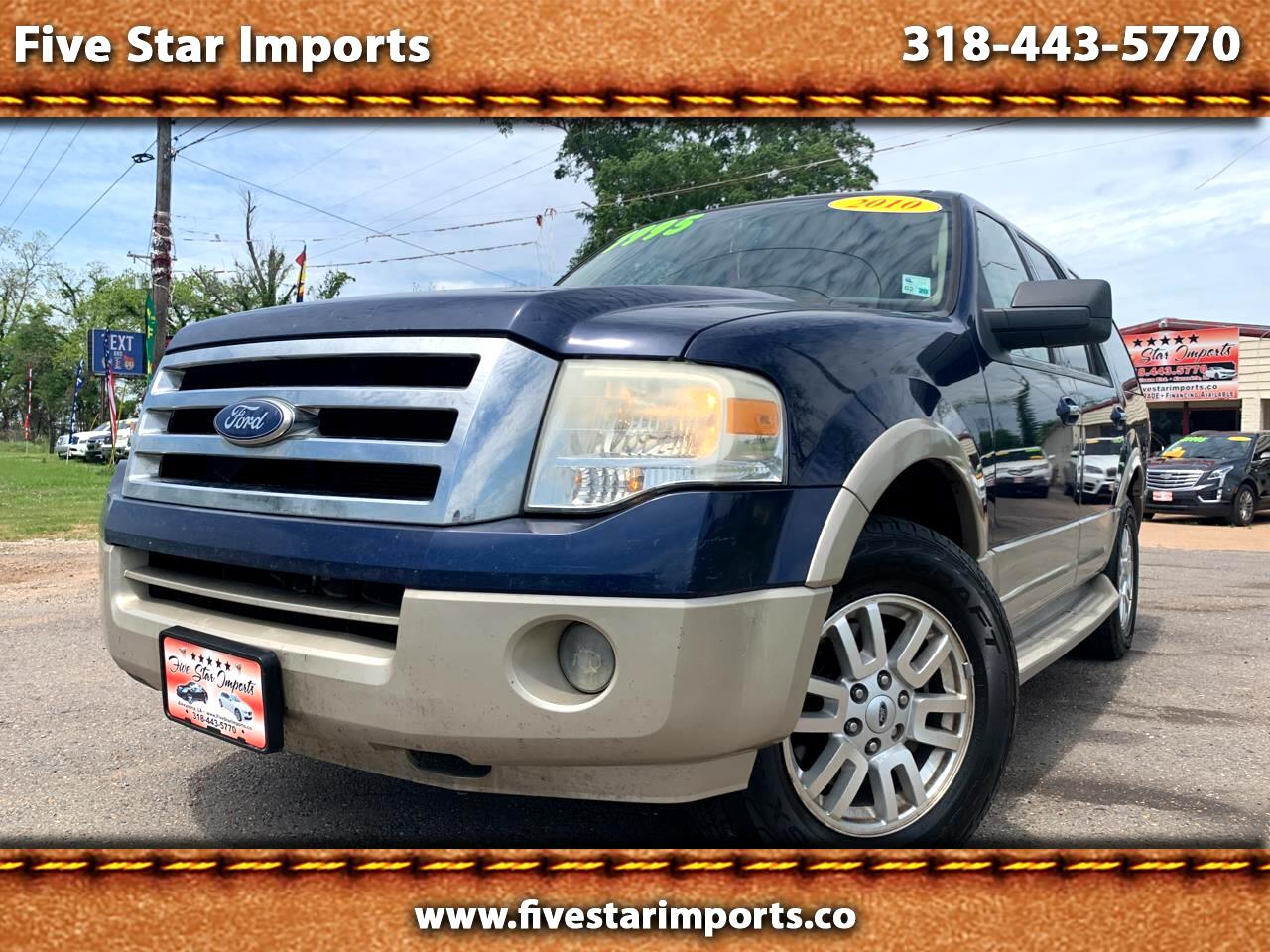 Ford Expedition 2WD 4dr Eddie Bauer 2010