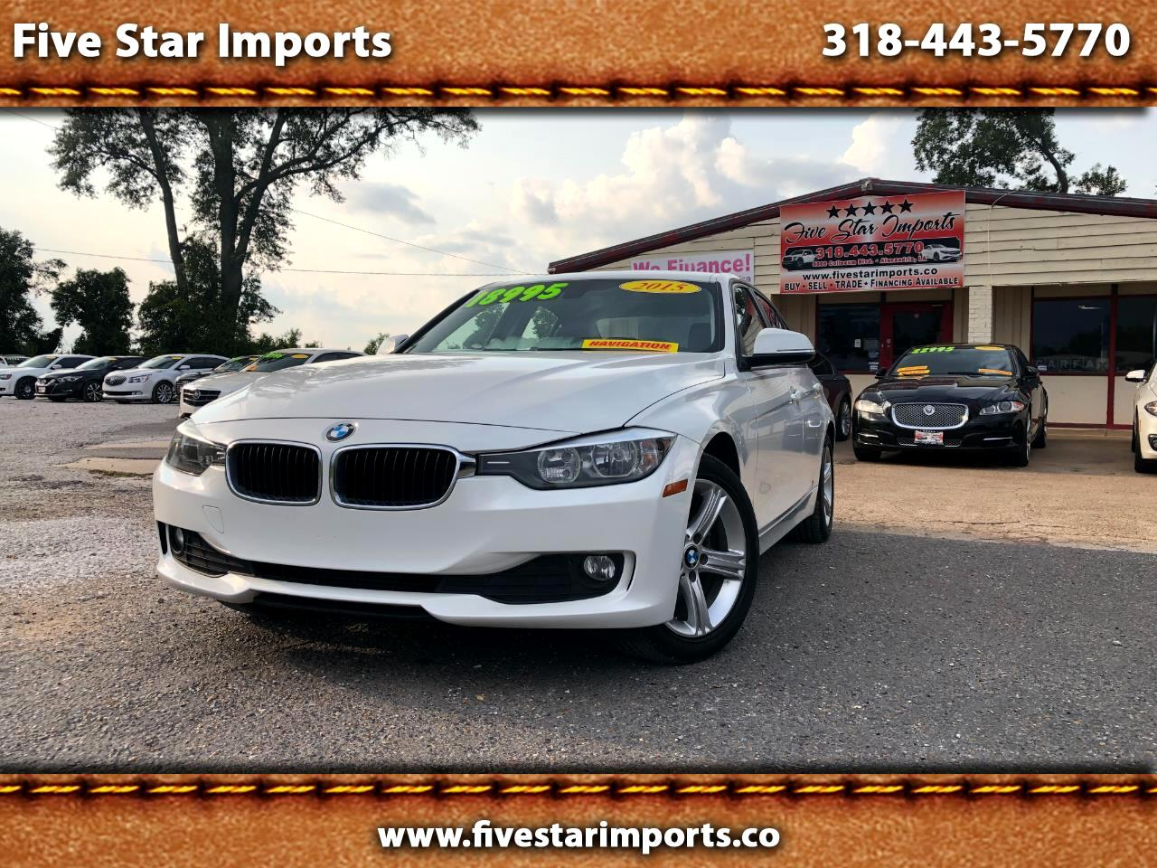 BMW 3 Series 4dr Sdn 320i xDrive AWD South Africa 2015