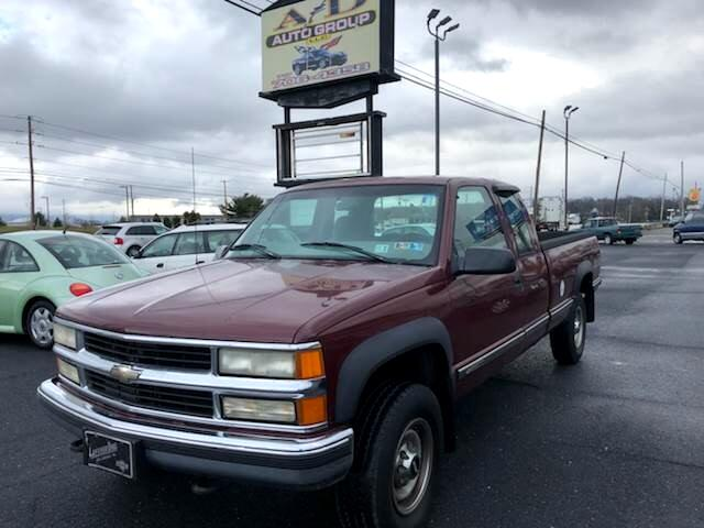 1999 Chevrolet C/K 2500 Ext. Cab Long Bed 4WD