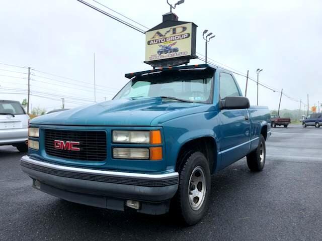 1997 GMC Sierra C/K 1500 Special Reg. Cab 6.5-ft. Bed 2WD