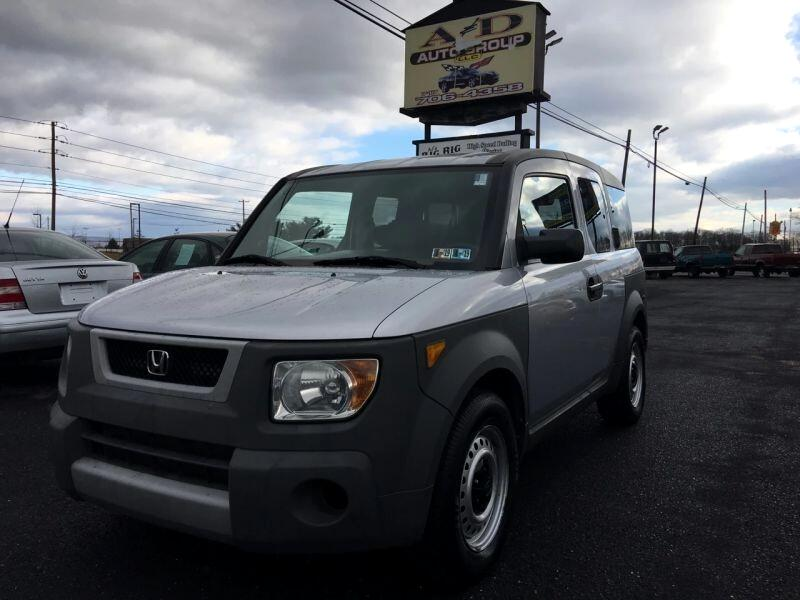 2004 Honda Element LX 4WD
