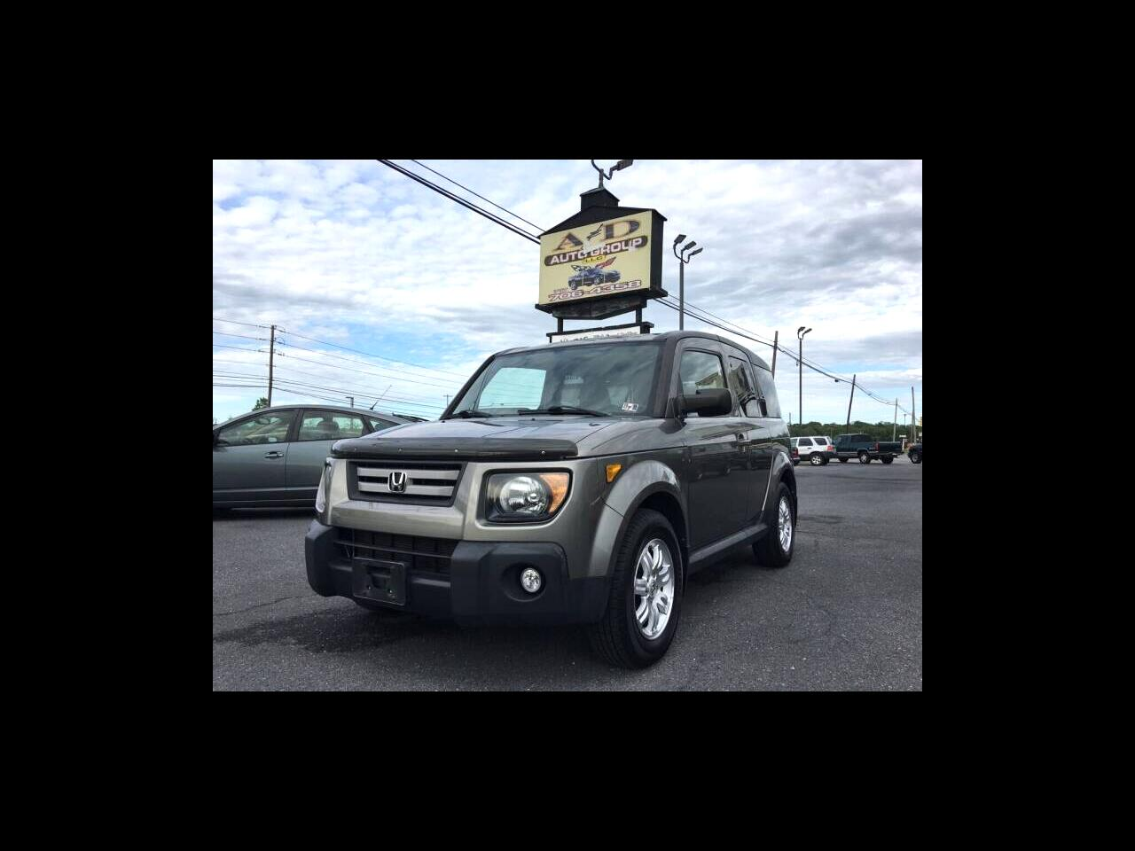 2007 Honda Element EX 4WD AT