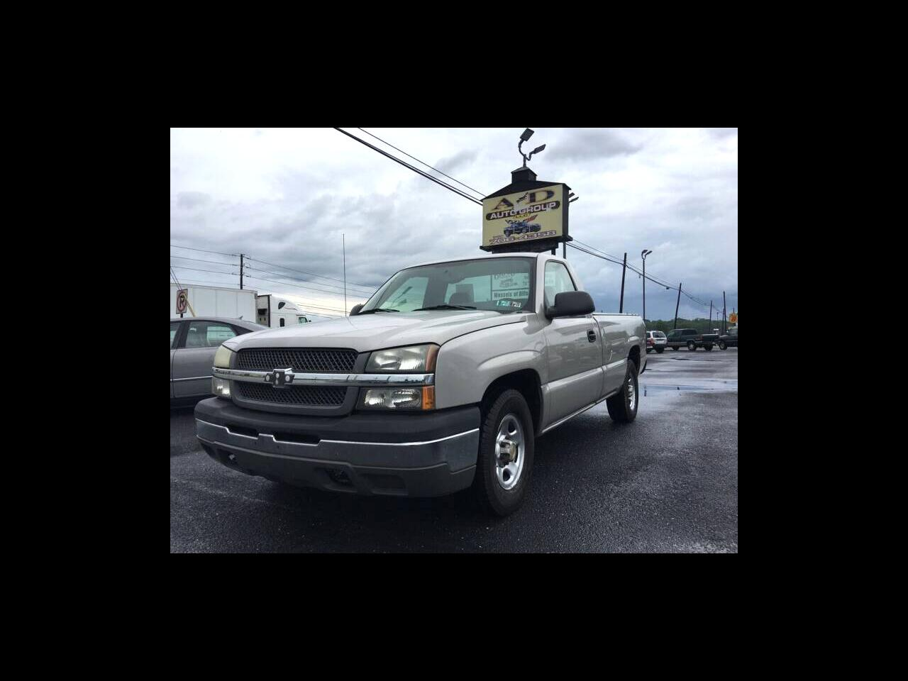 Chevrolet Silverado 1500 Long Bed 2WD 2004