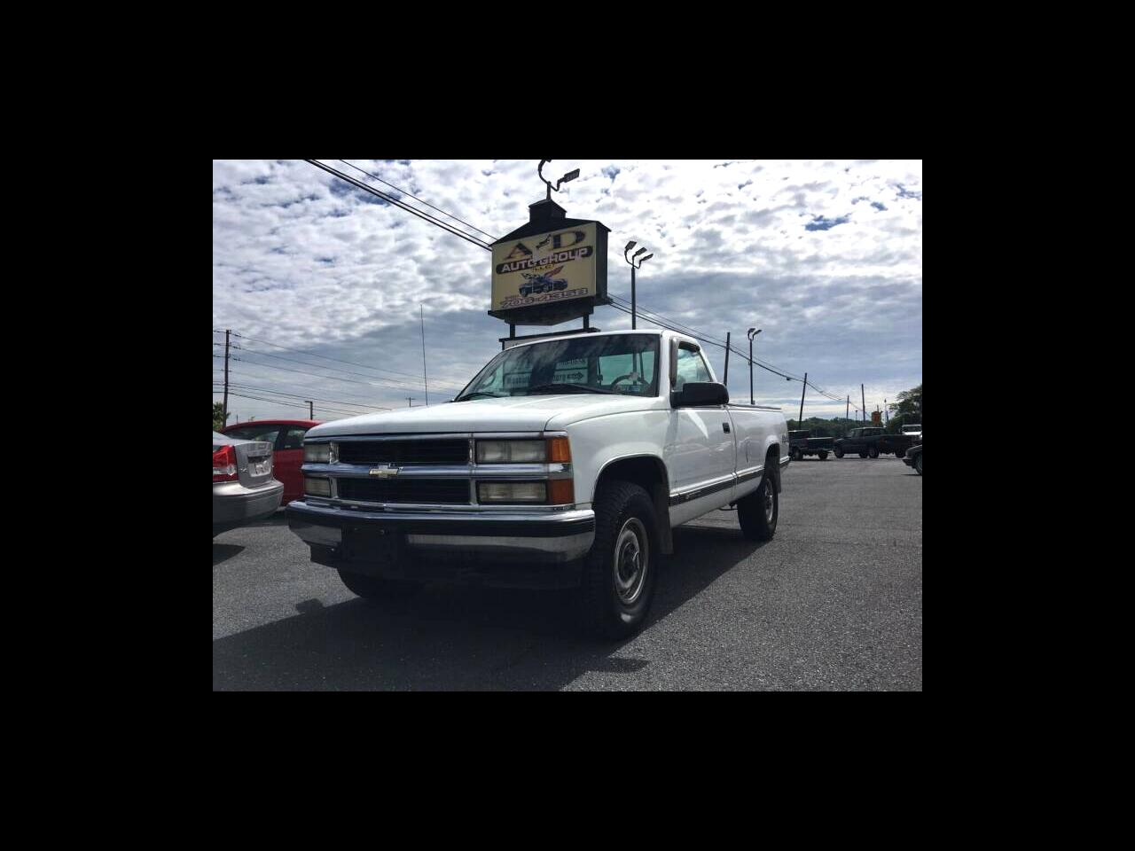 1995 Chevrolet C/K 2500 Reg. Cab 8-ft. Bed 4WD