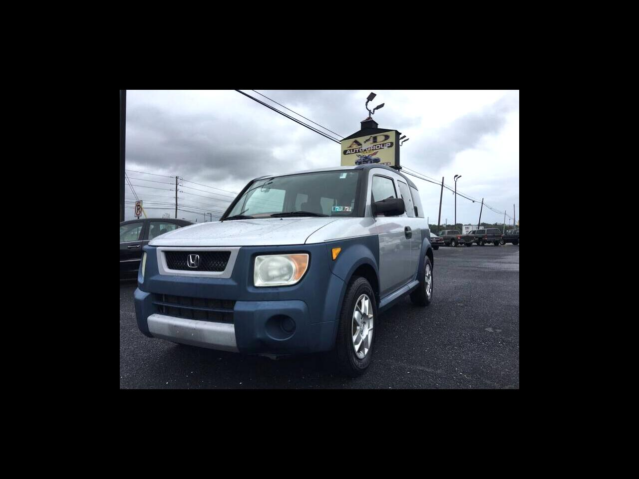 2006 Honda Element LX 4WD AT